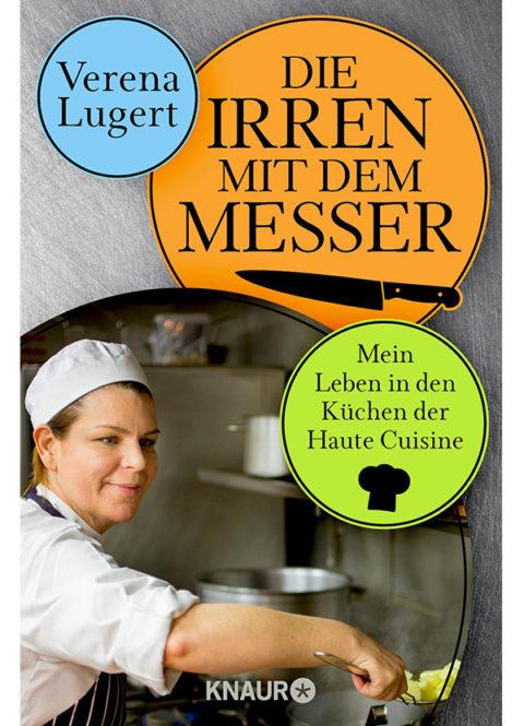 Verena Lugert – Die Irren mit dem Messer